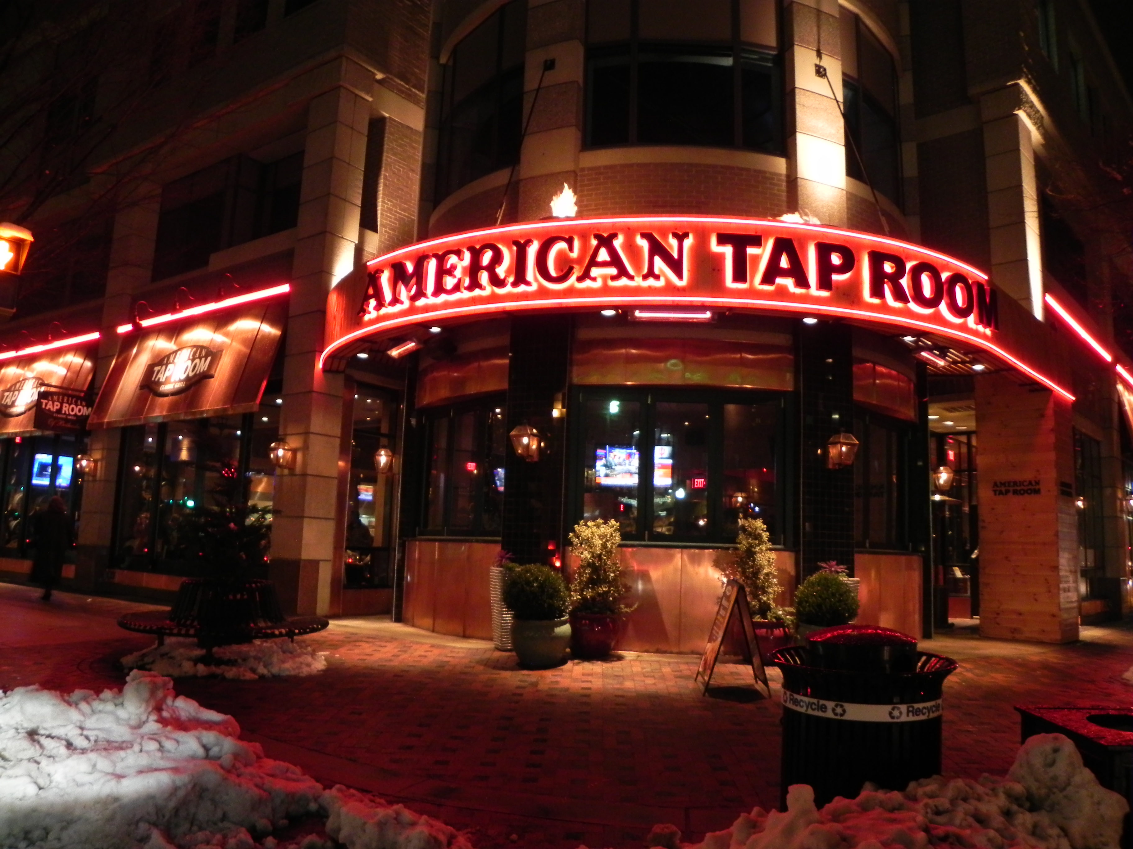 Bethesda 365 » American Tap Room