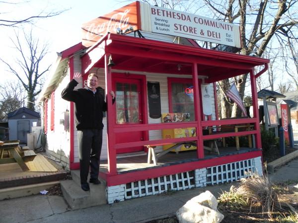 Raves Near Me >> Bethesda 365 » DAY 4: Bethesda's Good Old Fashioned ...