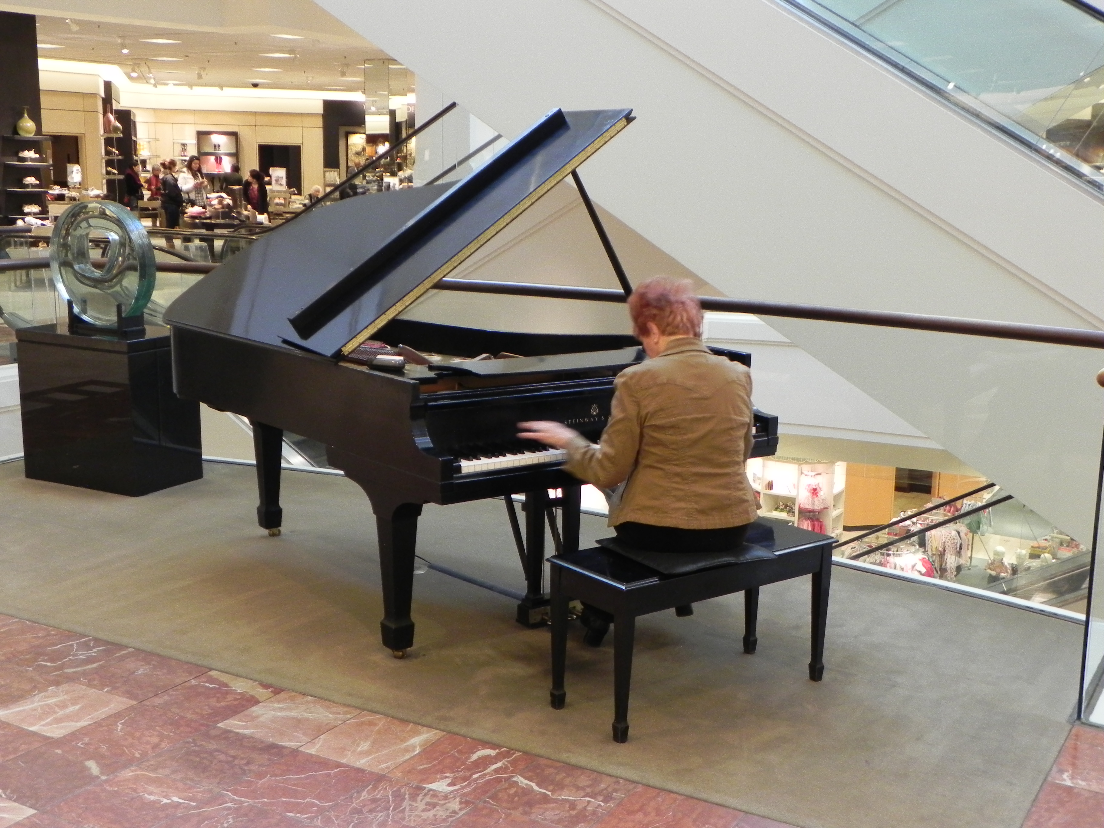 Nordstrom Piano